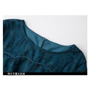 大きいサイズレディースワンピースきれいめロング長袖Aライン体系カバー春春服通勤20代30代40代50代ファッション