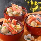 北海道小樽から直送 小樽海洋水産 小樽の小鍋 6個入レンジでお手軽鍋 一人鍋