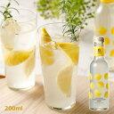 North Farm Stock 北海道ハニーレモネードソーダ(200ml)ノースファームストック 炭酸 ソフトドリンク スパークリング はちみつレモン