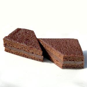 小樽花月堂 おたる煉瓦ショコラ 5個入レンガ チョコレートケーキ ガトーショコラ ブラウニー スイーツ 焼き菓子