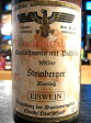 シュタインベルガー・リースリング・アイスワイン[1983](クロスターエーバーバッハ醸造所)