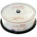 [マラソン全品2倍]DVD-RW CPRM 繰り返し録画用 20枚X2=40枚セット Good-J  ...