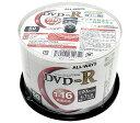 [マラソン2倍]DVD-R CPRM 録画用 100枚セット ALL WAYS ACPR16X50P ...