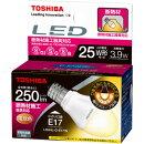 東芝LED電球ミニクリプトン形【昼白色440lm】断熱材施工器具対応LDA4N-G-E17/S●光が広がるタイプ電気代を大幅に削減/約20倍の長寿命