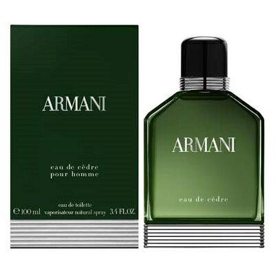 ARMANI(アルマーニ)『アルマーニ プール オム シダー』