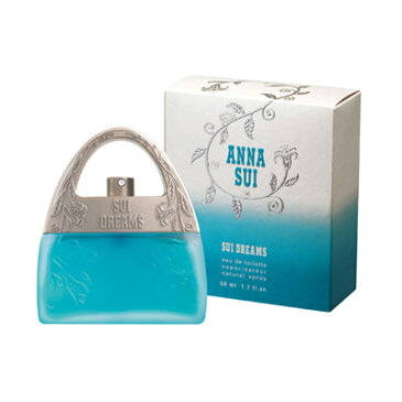 アナスイ ANNA SUI スイドリームス EDT SP 50ml 【香水】【激安セール】【あす楽】【割引クーポンあり】