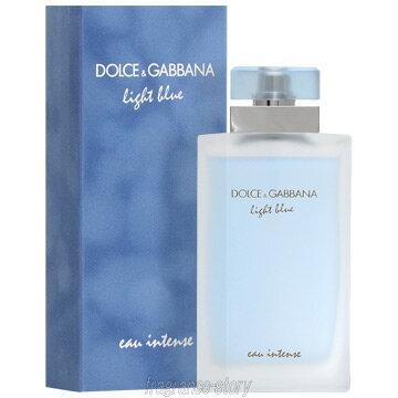 DOLCE&GABBANA(ドルチェ&ガッバーナ)『ライトブルー オーインテンス』