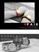 《送料無料》【ステッチラン/レザーウォッチ】カスタム▲カスタムオーダーでできるスタンダードな腕時計