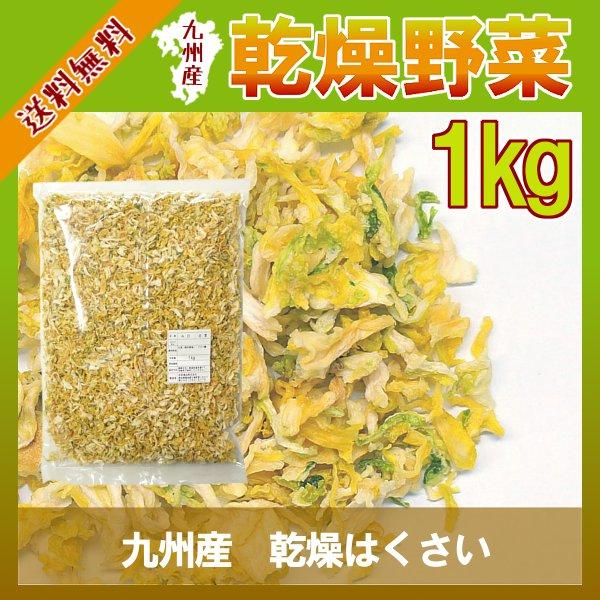 乾燥はくさい 1kg/九州産 乾燥野菜 白菜