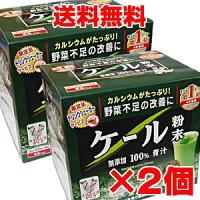 山本漢方のケール青汁100%スティックタイプ3g×88包(シェーカー付き)