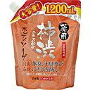柿渋エキス配合薬用ボディーソープ詰替え 1200mL【医薬部...