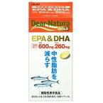 Dear-Natura・ディアナチュラゴールド EPA&DHA 180粒入り(30日分)機能性表示食品 5,400円以上お買い上げで宅配送料無料 機能性関与成分:エイコサペンタエン酸(EPA)、ドコサヘキサエン酸(DHA)