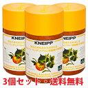 クナイプ バスソルト オレンジ・リンデンバウム(菩提樹)の香り 850g×3個
