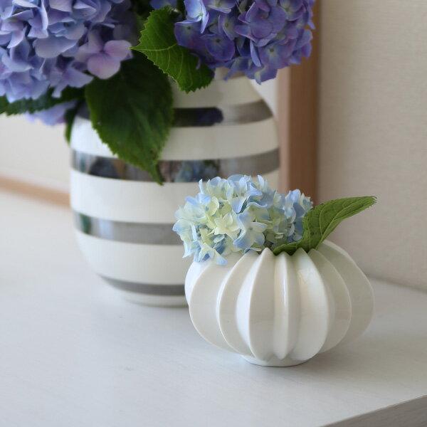 Kahler (ケーラー) Stella ステラ キャンドルホルダー 花瓶 陶器 日本正規代理店品