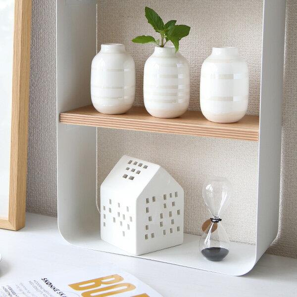 Kahler (ケーラー) オマジオ フラワーベース ミニ(H80)パール3個セット 花瓶 陶器 日本正規代理店品