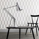 ANGLEPOISE(アングルポイズ) Type75デスクランプ Silver Lustre シルバー【正規輸入品】 【大型送料】