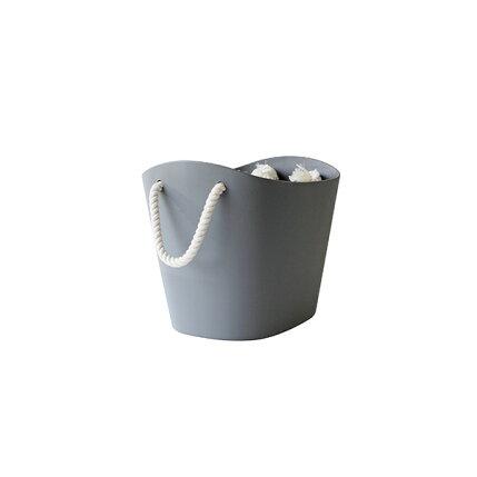 Sceltevie(セルテヴィエ)バルコロールマルチバスケットSサイズ(7L)グレーバケツ