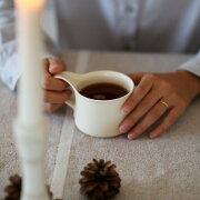 アイボリーマットマグカップ コーヒー デザート