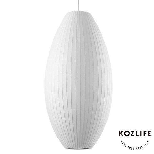 NELSON (ネルソン) Bubble Lamp(バブルランプ)Cigar Lamp シガーランプ Lペンダントライト 照明 【北欧雑貨】