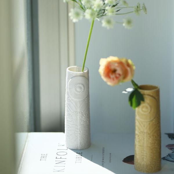 dottir (ドティエ) Pipanella (ピパネラ) フラワーベース/フラワー ミニ ホワイト 北欧/インテリア/花瓶/日本正規代理店品