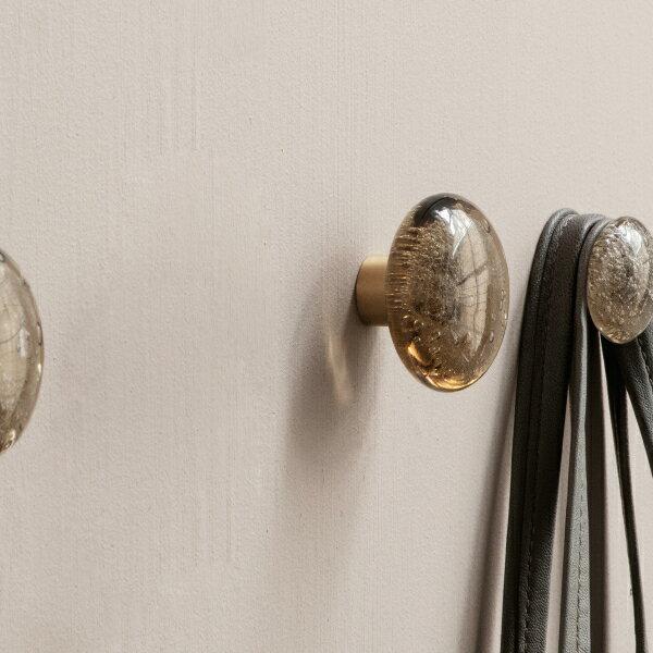 【受注発注】ferm LIVING (ファームリビング) Hook Bubble Glass L(Ø6cm) 北欧/インテリア/日本正規代理店品