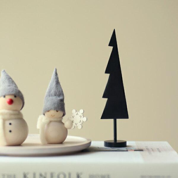 ferm LIVING (ファームリビング) Tree (ツリー) ソリッド ブラック 北欧/インテリア/クリスマス/日本正規代理店品