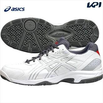 供asics(Asics)全紅土網球場使用的的網球鞋