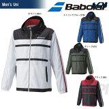 【全品10%OFFクーポン】【均一セール】『即日出荷』 Babolat(バボラ)「Unisex ウィンドジャケット BAB-4655」テニスウェア「FW」 「あす楽対応」