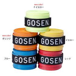【10月下旬入荷予定】【予約受付中】【2014新製品】GOSEN(ゴーセン)【スーパータックグリップ(60本入)アソートOG106】オーバーグリップ