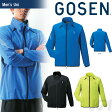 GOSEN(ゴーセン)「UNI ライトウィンドジャケット Y1600」テニスウェア「2016SS」【テニコレ掲載】【KPI】