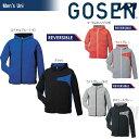 「2017新製品」GOSEN(ゴーセン)「UNI リバーシブルジャケット Y1706」テニスウェア「2017SS」【kpi_d】
