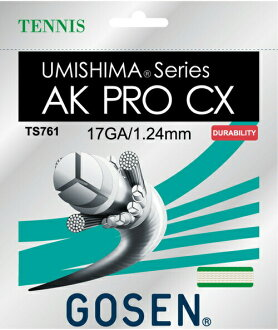 GOSEN (go sen) TS761 tennis gut (strings) fs3gm
