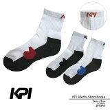 『即日出荷』KPI(ケイピーアイ)「Men's メンズショートソックス F13P10」テニスウェア「あす楽対応」【kpi_d】
