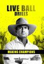 『即日出荷』 GABEJARAMILLO(ゲイブ・ハラミロ) Gabe Jaramillo Drill Series Vol2 [Live Ball Drills] GJ0022(DVD版)
