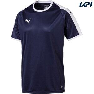 【全品10%OFFクーポン】プーマ PUMA サッカーウェア ユニセックス LIGA ゲームシャツ 703637-06 2018SS[ポスト投函便対応]