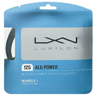 """Ships (and write a review included, the teen pulled not available ) ' (Luxilon) LUXILON tennis string fs3gm"