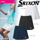 スコート/ツアーライン/レディース(SDK-2894W)《スリクソン テニス・バドミントン ウェア(レディース)》テニスウェア女性用