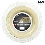 「あす楽対応」Tecnifibre(テクニファイバー)「X-ONE BIPHASE(エックスワン バイフェイズ) 200mロール TFR901」硬式テニスストリング(ガット) 『即日出荷』