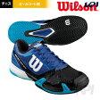 『即日出荷』Wilson(ウイルソン)「RUSH PRO 2.0 Men's(ラッシュプロ 2.0 メンズ) WRS320960」オールコート用テニスシューズ 「あす楽対応」
