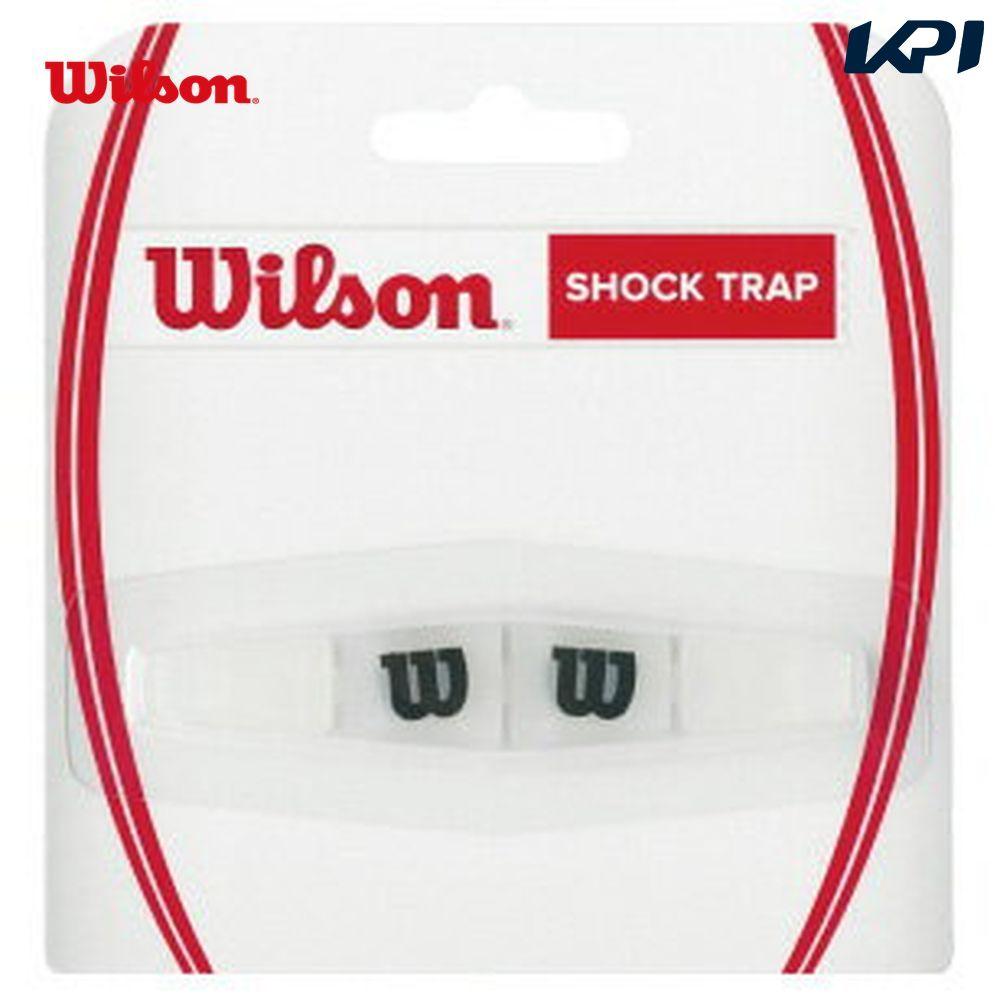 【全品10%OFFクーポン+対象3店舗買いまわり最大10倍】「新パッケージ」Wilson(ウイルソン)ショック・トラップ振動止め【KPI】