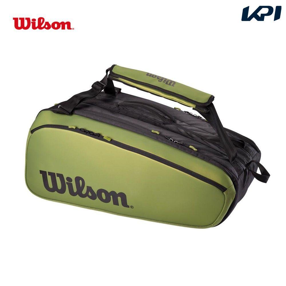 テニス, ラケットバッグ  Wilson SUPER TOUR 15PK BLADE V8 15 WR8016701001