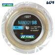 YONEX(ヨネックス)「ナノジー98(NANOGY 98 200mロール] NBG98-2」バドミントンストリング(ガット)【smtb-k】【kb】【KPI】