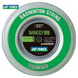 YONEX(ヨネックス)「NANOGY99(ナノジー99)100mロール NBG99-1」バドミントンストリング(ガット)【KPI】
