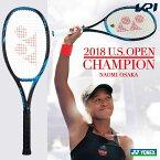 ヨネックス YONEX 硬式テニスラケット EZONE 100 Eゾーン100 17EZ100-576「大坂なおみ全米オープン優勝記念キャンペーン」「Vコアレッドキャンペーン」