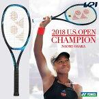 ヨネックス YONEX 硬式テニスラケット EZONE 98 Eゾーン98 17EZ98-576「大坂なおみ全米オープン優勝記念キャンペーン」「Vコアレッドキャンペーン」