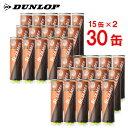 【2箱セット】St.JAMES(セントジェームス)(30缶/120球)テニスボール