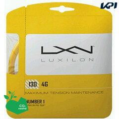 錦織圭選手使用モデル!  『即日出荷』 LUXILON(ルキシロン)「LUXILON 4G 130 WRZ997112」硬...