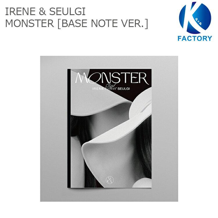 CD, 韓国(K-POP)・アジア  Red Velvet IRENE SEULGI 1 Monster Base Note Ver. 2