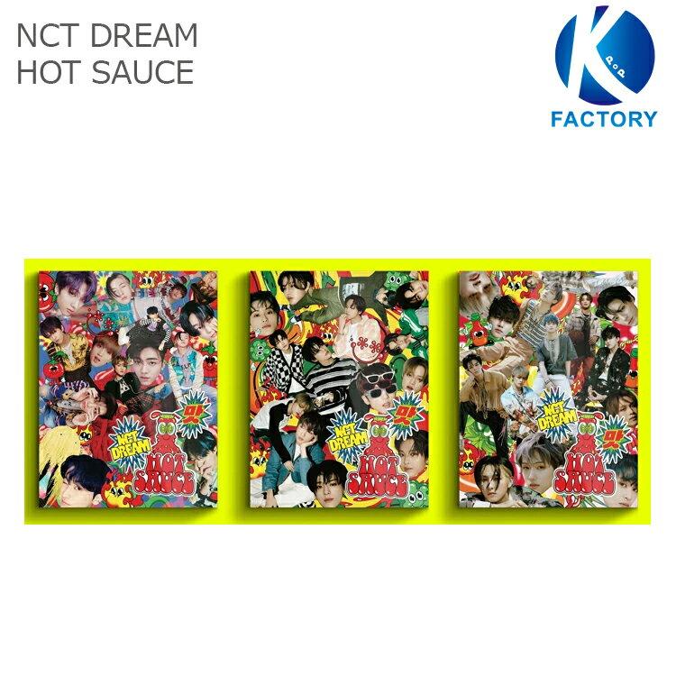 CD, 韓国(K-POP)・アジア  NCT DREAM 1 3 HOT SAUCE (Photo Book Ver) 2