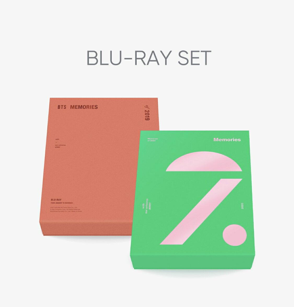 CD, 韓国(K-POP)・アジア  Weverse BTS MEMORIES OF 2019-2020BLU-RAY